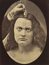 Figure 82: Lady Macbeth, strong expression of cruelty , 1854-56, printed 1862.