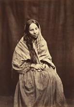 Patient, Surrey County Lunatic Asylum, 1850-55.