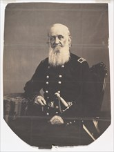 General Melancthon S. Wade, ca. 1862.