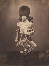 Grenadier Guards Drummer, ca. 1856.