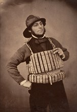 Captain of the Tenby Lifeboat, 1853-56.