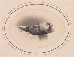 Privat Dennis Sullivan, Company E, Second Virginia Cavalry, April 1865.
