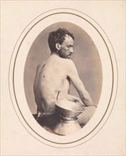 Corporal Israel Spotts, Company G, 200th Pennsylvania Volunteers, April-May 1865.