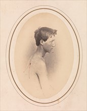 Private Jacob F. Simmons, Company H, Eighty-second Pennsylvania Volunteers, April-May 1865.