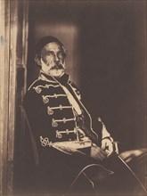 Omar Pasha, 1855.