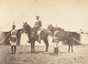 Governor General's Body Guard, 1858-61.