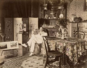 Home from the Orient, 1880s-90s.