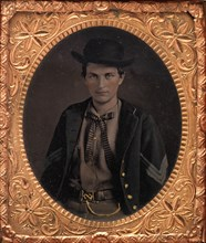 Union Sergent John Emery, 1861-65.