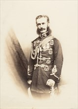 British Official, 1858-61.