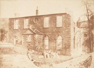 Edinburgh. The Orphan Hospital, 1843-47.