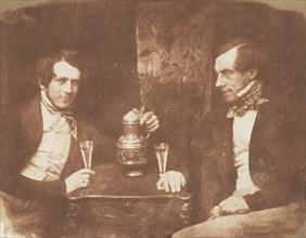 Sir James Young Simpson & Wainhouse (or Muirhouse), 1843-47.