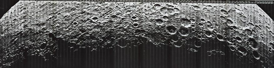 Lunar Panorama #158, 1967.
