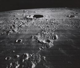 Crater Kepler and Vicinity, 1967.