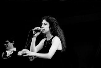 Marisa Monte, Jazz Café, London, Nov 1994. Creator: Brian O'Connor.
