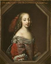Françoise-Athénaïs de Rochechouart, marquise de Montespan (1640-1707), ca 1665. Creator: Anonymous.