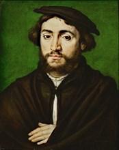Pierre Aymeric, 1534. Creator: Corneille de Lyon (1500/10-1575).