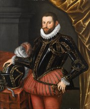 Portrait of Archduke Ernest of Austria (1553-1595), Second half of the16th cen.. Creator: Anonymous.