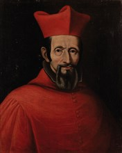 Portrait of Cardinal Cesare Monti (1593-1650), End of 17th cen.. Creator: Anonymous.