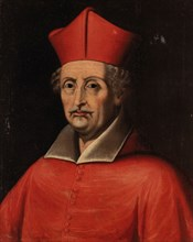 Portrait of Cardinal Federico Borromeo (1564-1631), Second Half of the 17th cen.. Creator: Anonymous.