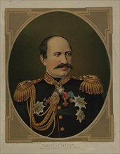 Portrait of Count Nikolay Pavlovich Ignatyev (1832-1908), End of 19th-Early 20th cen.. Creator: Anonymous.