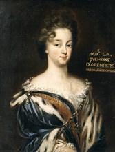 Portrait of Maria Enrichetta del Carretto (1671-1744), Marchesa de Grana e Savona, um 1700. Creator: Anonymous.