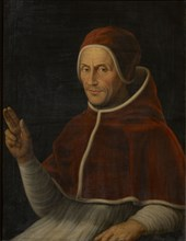 Portrait of the Pope Adrian VI (1459-1523), c.1630. Creator: Anonymous.