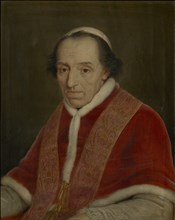 Portrait of the Pope Pius VII (1742-1823), 1810s. Creator: Anonymous.