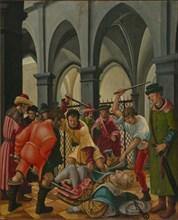 The Martyrdom of Saint Florian, ca 1516-1520. Creator: Altdorfer, Albrecht (c. 1480-1538).