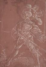 Standard Bearer, 1500-1530. Creator: Anon.