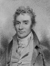 Dr. Abel Sherman, 1817. Creator: Unknown.