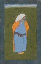Elderly Man of Isfahan, 1680-1700. Creator: Unknown.