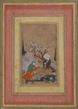 Love Scene, late 16th-early 17th century. Creator: Unknown.
