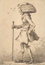 From Warwick Lane, May 1, 1790., May 1, 1790. Creator: Philip James de Loutherbourg.