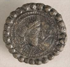 Badge of Edward II or John the Baptist, British, 14th-15th century.