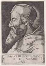 Pope Paul III in a Skullcap, ca. 1514-36.