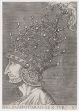 Suleiman II, 1535.