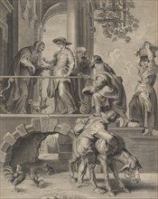 The Visitation, 1625-74.