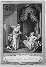 Le Bain (the Bath), 1774.