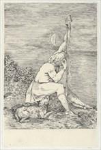The Shepherd, 1828.