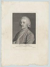 Portrait of Théodore Tronchin, 1782.