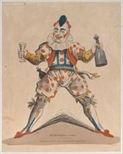 Mr. Grimaldi as Clown, July 13, 1822.