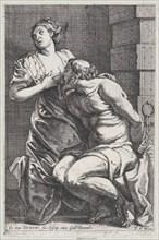 Cimon and Pero, ca. 1631.