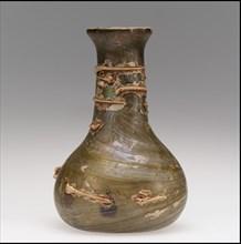 Bottle, Frankish, 5th-7th century.