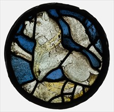 Roundel, British, ca. 1450.
