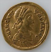 Solidus, Byzantine, 394-395.