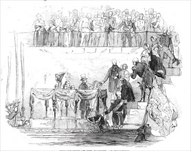 Embarkation of Her Majesty