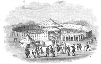 Sidi Mohammed's tent