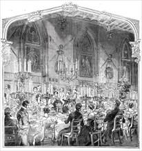 The Garter Banquet