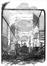 Ruins of the Octagon Building