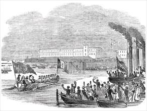 The Debarkation